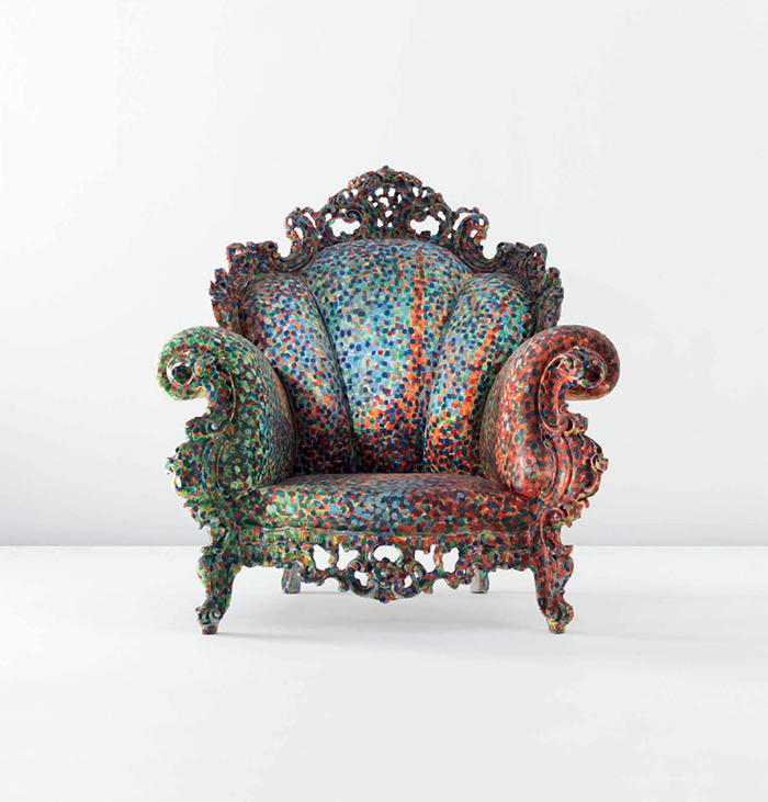 Mendini Proust Original  Alessandro Mendini Art Chair Proust 1 mendini proust1