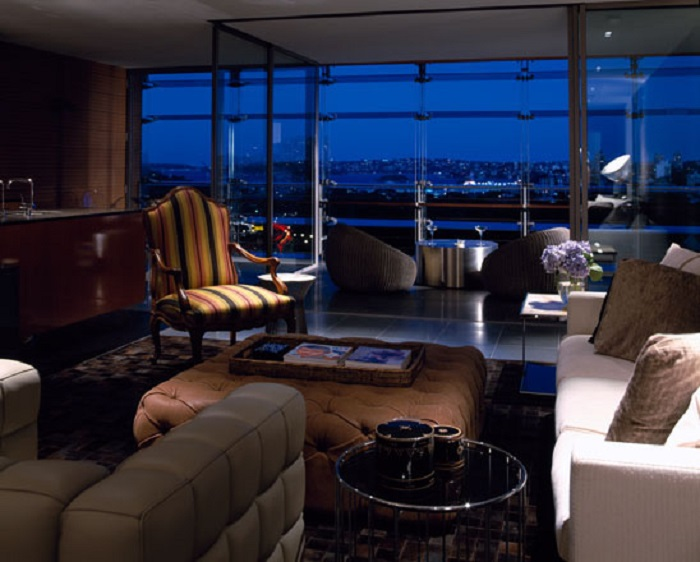 10 Inspirational classic living rooms by David Hicks