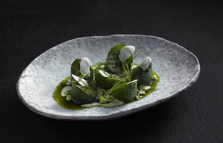 Attica, a luxury gourmet experience  Attica, a luxury gourmet experience Attica Luxury Gourmet Experience Restaurant Cucumbers