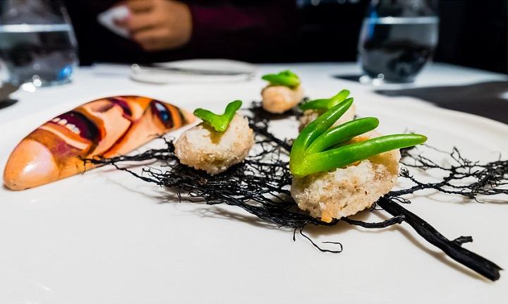 Attica, a luxury gourmet experience  Attica, a luxury gourmet experience Attica Luxury Gourmet Experience Restaurant Mussels