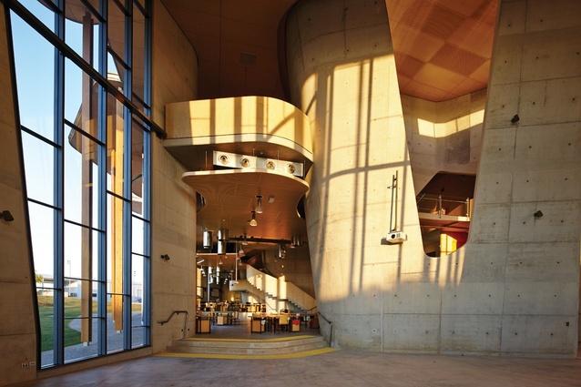 Australian nominees in the INSIDE World Festival of Interiors 2014  Australian nominees in the INSIDE World Festival of Interiors 2014 Abedian School of Architecture Bond University 2