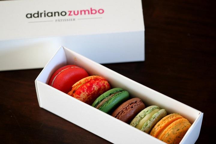 Amazing Macarons by Adriano Zumbo Patisserie  Amazing Macarons by Adriano Zumbo Patisserie Adriano Zumbo patisserie Elenberg Fraser 3