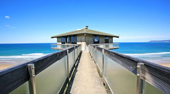 10 of Australia's most unimaginable beach houses  10 of Australia's most unimaginable beach houses 8