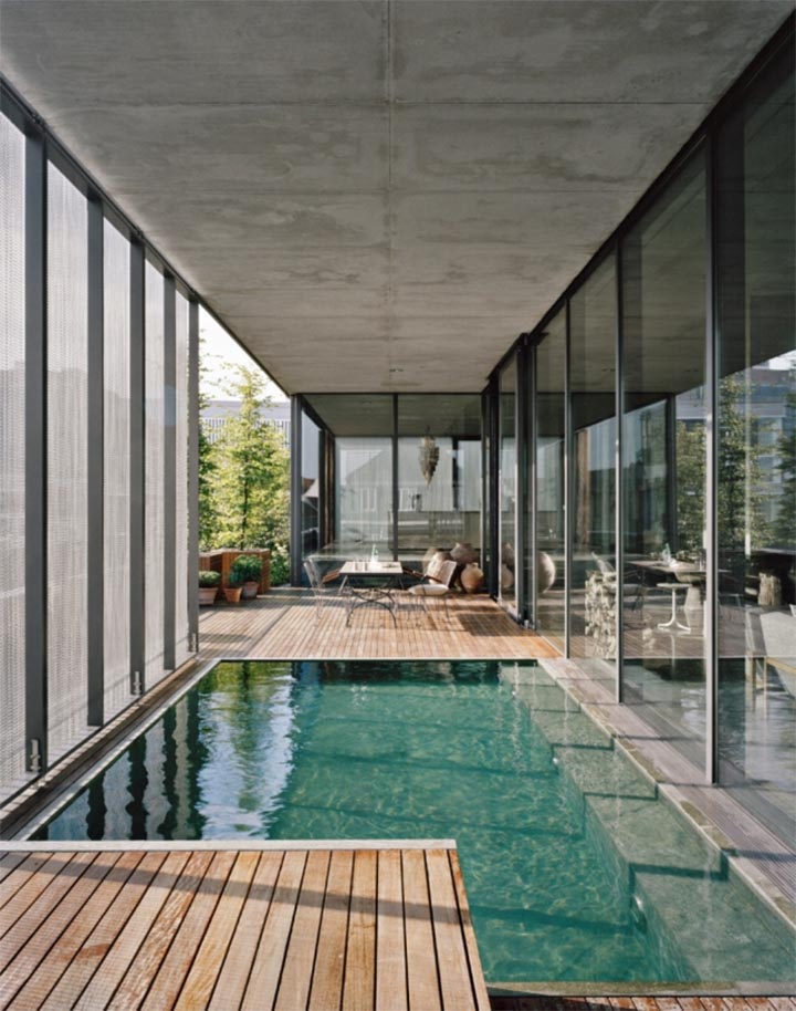 10 Swimming pools for summer relaxation