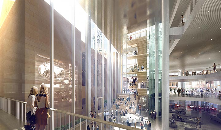 Unique landmark building by Hassel4  Unique landmark building by Hassel Unique landmark building by Hassel4